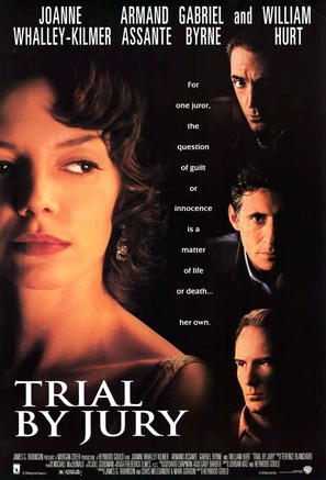 Trial by Jury - Movie Poster (thumbnail)