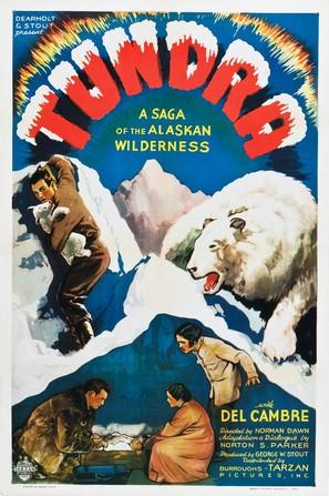 Tundra - Movie Poster (thumbnail)