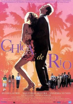 Chica de Río - Spanish Movie Poster (thumbnail)