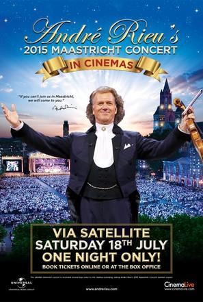 André Rieu's 2015 Maastricht Concert - Dutch Movie Poster (thumbnail)