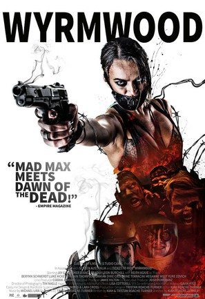 Wyrmwood - Australian Movie Poster (thumbnail)