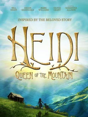 Heidi: Queen of the Mountain - British Movie Poster (thumbnail)