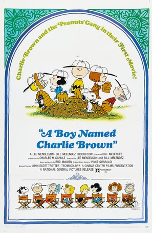 A Boy Named Charlie Brown - Movie Poster (thumbnail)