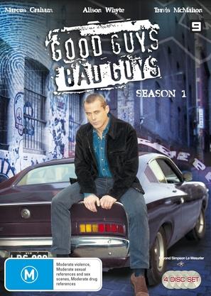 """""""Good Guys Bad Guys"""" - Australian DVD cover (thumbnail)"""