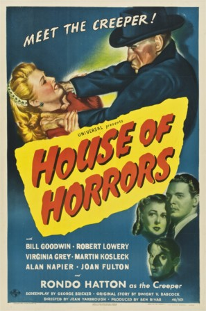House of Horrors - Movie Poster (thumbnail)