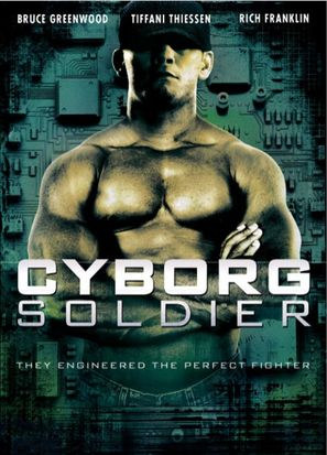 Cyborg Soldier - Movie Poster (thumbnail)