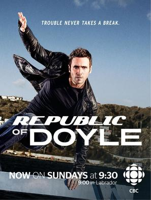 """Republic of Doyle"" - Canadian Movie Poster (thumbnail)"