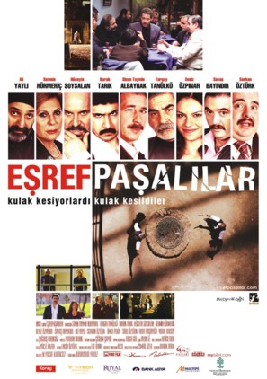 Esrefpasalilar - Turkish Movie Poster (thumbnail)