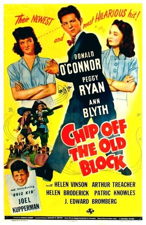 Chip Off the Old Block - Movie Poster (thumbnail)