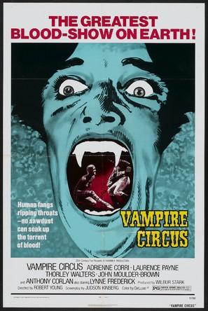 Vampire Circus - Movie Poster (thumbnail)