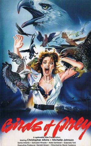 El ataque de los pájaros - VHS cover (thumbnail)