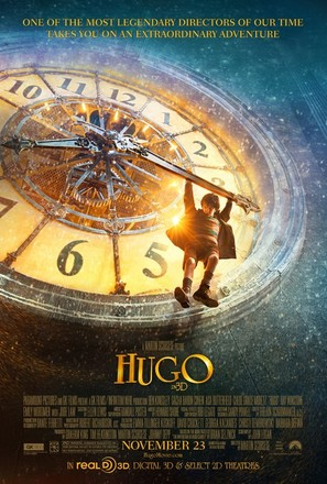 Hugo - Movie Poster (thumbnail)
