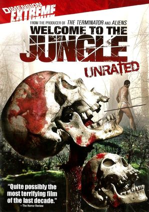 Welcome to the Jungle - DVD cover (thumbnail)