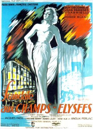 Scandale aux Champs-Élysées