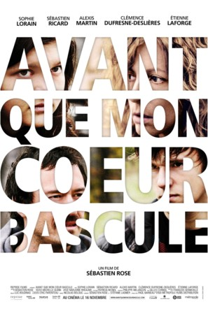 Avant que mon coeur bascule - Canadian Movie Poster (thumbnail)