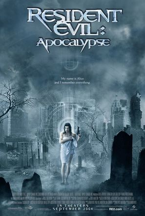 Resident Evil: Apocalypse - Movie Poster (thumbnail)