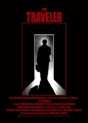 The Traveler - Movie Poster (thumbnail)