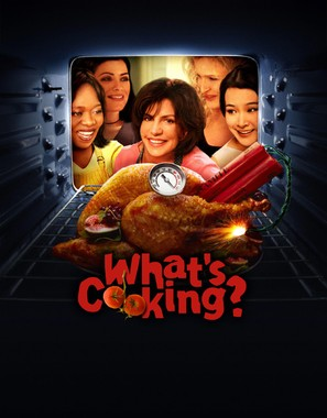 What's Cooking? - Movie Poster (thumbnail)
