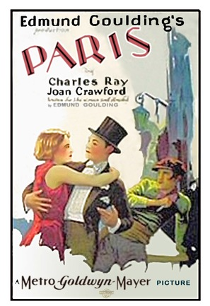 Paris - Movie Poster (thumbnail)