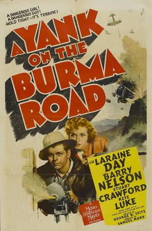 A Yank on the Burma Road - Movie Poster (thumbnail)