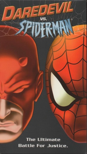 """""""Spider-Man"""" - VHS movie cover (thumbnail)"""