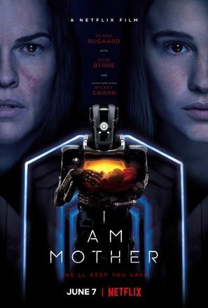 I Am Mother - Movie Poster (thumbnail)