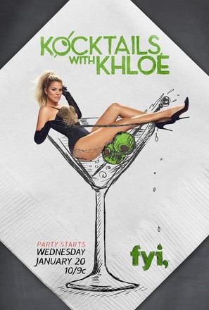 """Kocktails with Khloé"" - Movie Poster (thumbnail)"