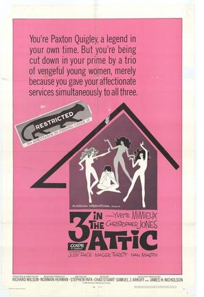 Three in the Attic - Movie Poster (thumbnail)