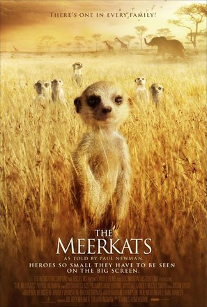 The Meerkats - British Movie Poster (thumbnail)