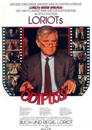 Ödipussi - German Movie Poster (thumbnail)