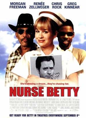 Nurse Betty - Movie Poster (thumbnail)