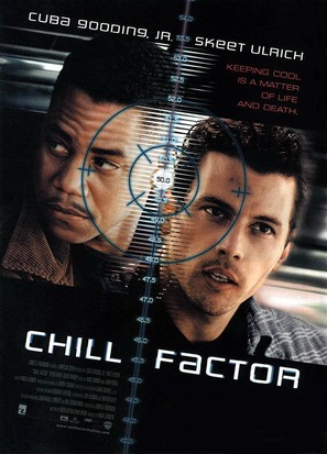 Chill Factor - Movie Poster (thumbnail)
