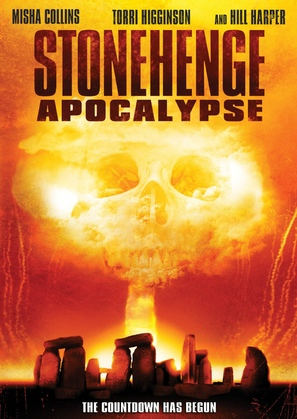 Stonehenge Apocalypse - DVD cover (thumbnail)