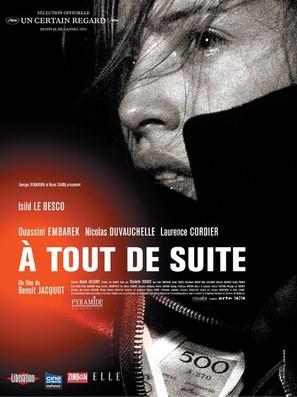 A Tout De Suite - French Movie Poster (thumbnail)