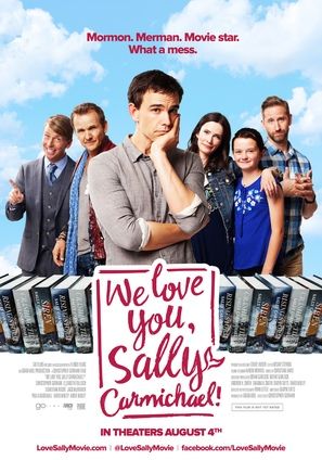 We Love You, Sally Carmichael! - Movie Poster (thumbnail)