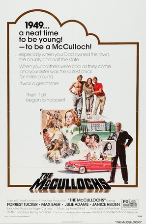 The Wild McCullochs - Movie Poster (thumbnail)