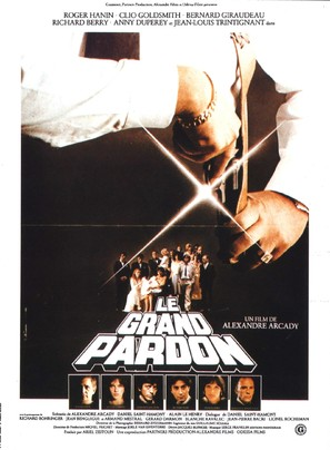 Le grand pardon - French Movie Poster (thumbnail)