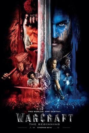 Warcraft - Movie Poster (thumbnail)