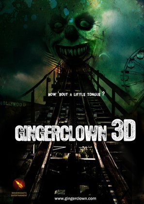 Gingerclown - Movie Poster (thumbnail)