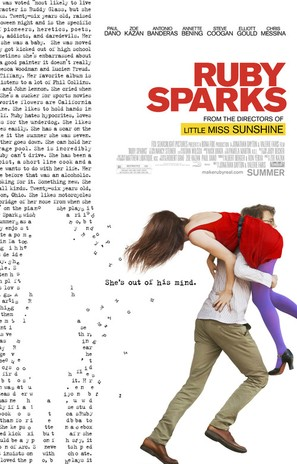 Ruby Sparks - Movie Poster (thumbnail)