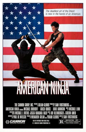 American Ninja - Movie Poster (thumbnail)