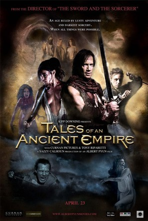 Tales of the Ancient Empire - Movie Poster (thumbnail)