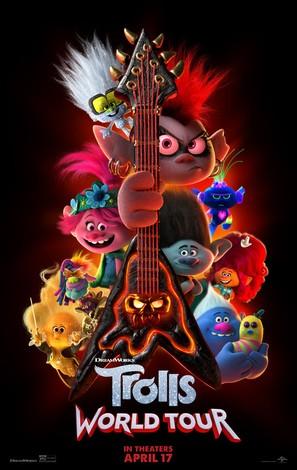 Trolls World Tour - Movie Poster (thumbnail)