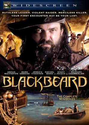 """""""Blackbeard"""" - DVD movie cover (thumbnail)"""