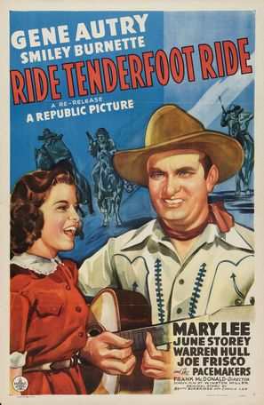 Ride Tenderfoot Ride
