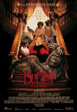 Buddy - Movie Poster (thumbnail)
