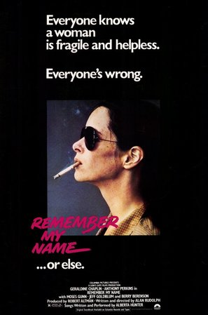 Remember My Name - Movie Poster (thumbnail)