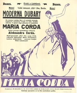 Eine Dubarry von heute - Slovenian Movie Poster (thumbnail)