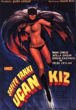 Uçan Kiz - Turkish Movie Poster (thumbnail)