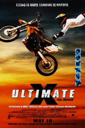 Ultimate X - Movie Poster (thumbnail)